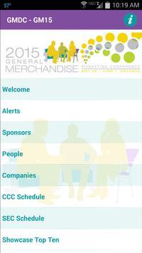 GMDC - GM15 poster