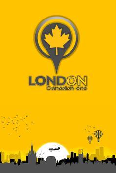London CA poster