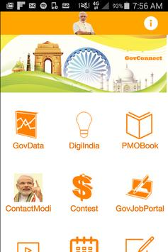 GovConnect poster