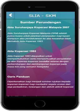 SLIA-SKM 2.O apk screenshot