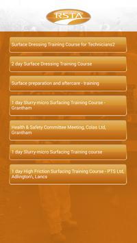 RSTA Events apk screenshot