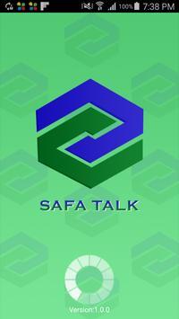 Safatalk poster