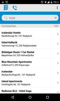 Search 1819 apk screenshot