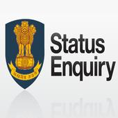 Status Enquiry India icon