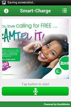 (Voice) Zamtel Smart-Charge poster