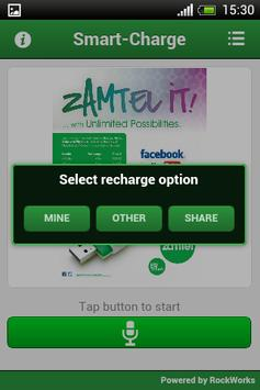 (Voice) Zamtel Smart-Charge apk screenshot