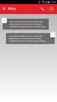 SwissSms apk screenshot