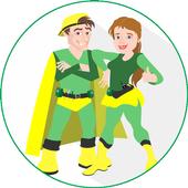 Super Heroes Pro icon