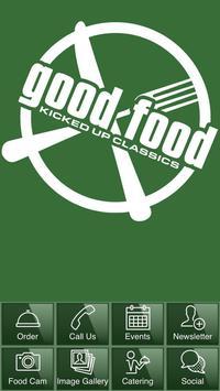Good Food Truck poster