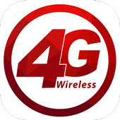 4G Wireless icon
