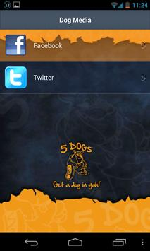 5 Dogs apk screenshot