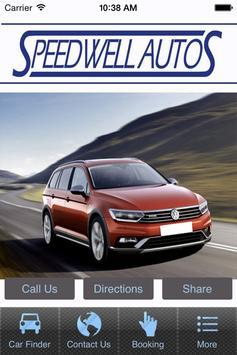 Speedwell Autos poster