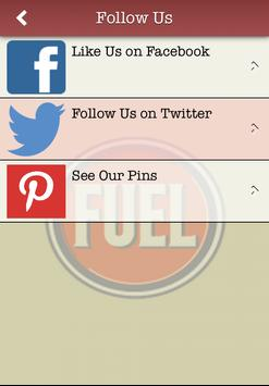 Fuel Pizza Online Ordering apk screenshot
