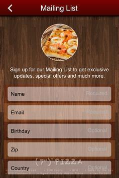 7 Inch Square Pizza apk screenshot