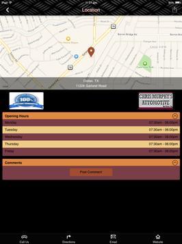 Chris Murphy Automotive apk screenshot