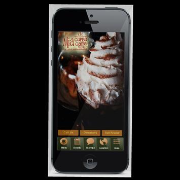 Mia Cuppa Caffe' Fresno poster