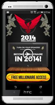 2014 Millionaire poster