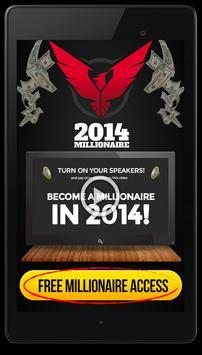 2014 Millionaire apk screenshot