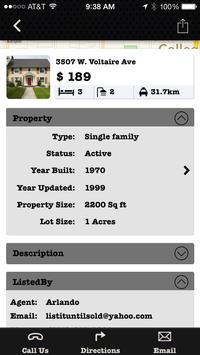 List It Until Sold apk screenshot