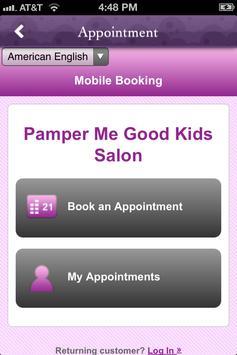 Pamper Me Good Kid's Salon apk screenshot