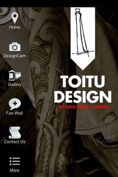 Toitu Design poster