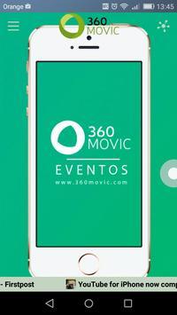 360 Eventos poster