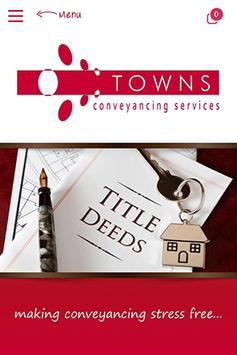 Towns Conveyancing Services apk screenshot