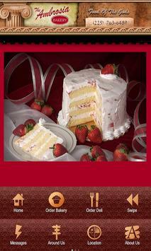 The Ambrosia Bakery poster
