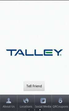 Talley Inc. 2.0 poster