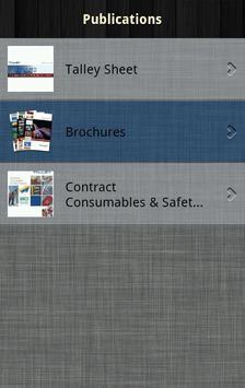 Talley Inc. 2.0 apk screenshot