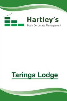 Taringa Lodge poster