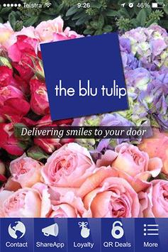 The Blu Tulip poster