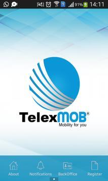 Telex Mob poster