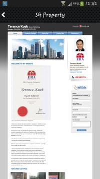 Singapore Property apk screenshot