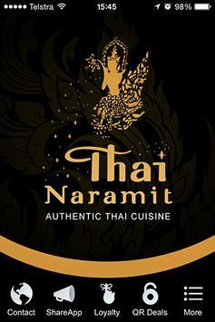 Thai Naramit poster