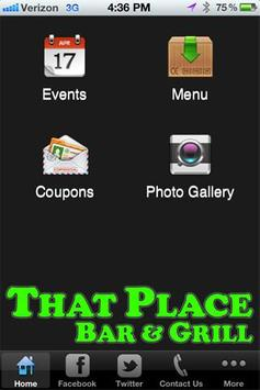 That Place poster