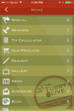 The Tubby Olive apk screenshot