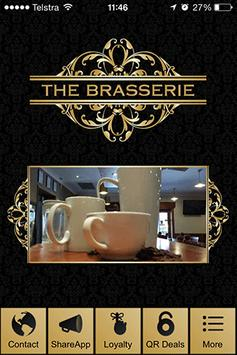 The Brasserie poster