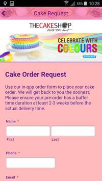 The Cake Shop apk screenshot