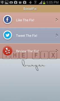 The Fix Burger apk screenshot