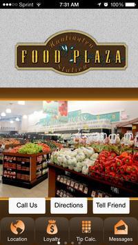 Huntington Station Food Plaza poster
