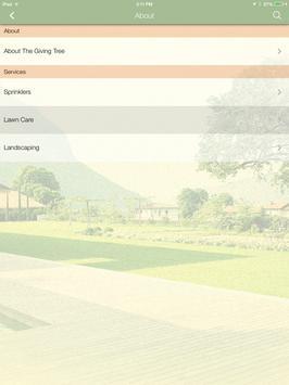 The Giving Tree apk screenshot
