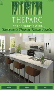 The Parc Edmonton Condos poster