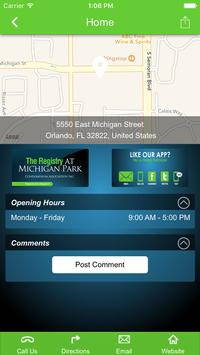 The Registry at Michigan Park apk screenshot