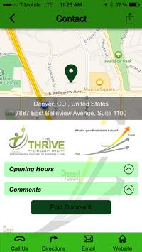 Thrive apk screenshot