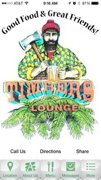 Timbers Lounge poster