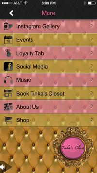 Tinka's Closet apk screenshot