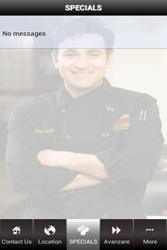Tony's Italian Cafe apk screenshot