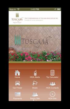 The Condominiums at Toscana poster