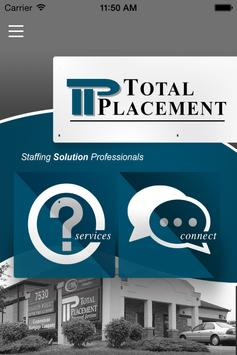 Total Placement Staffing poster